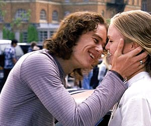 10 things i hate about you, 90s, and couple image