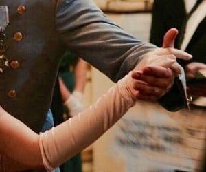dance, couple, and princess image