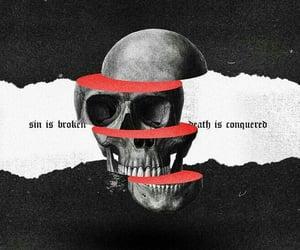art, edit, and skeleton image
