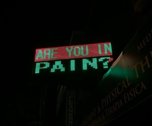 pain, aesthetic, and quotes image