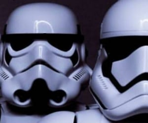 galaxy, stormtrooper, and soldiers image