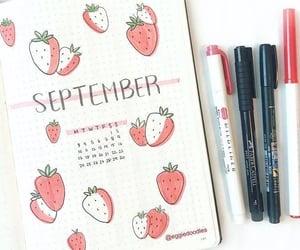 art, fruit, and inspiration image