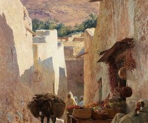 dessin, Algeria, and art image