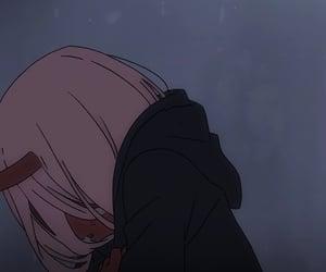 anime, demon, and franxx image