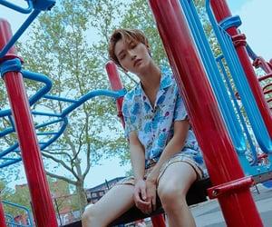 seonghwa, park seonghwa, and ateez image