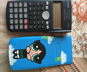 calculator, cartoon network, and diy image