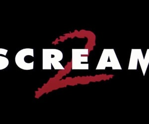 film, horror, and scream 2 image