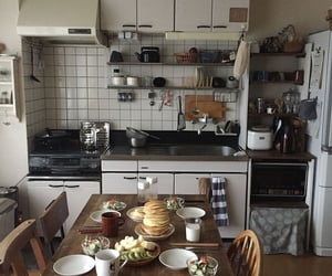 aesthetic, kitchen, and food image