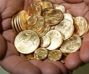 coin, money, and coins image