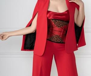 etsy, valentine gift, and satin corset image
