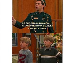 twins, suite life, and olddisney image
