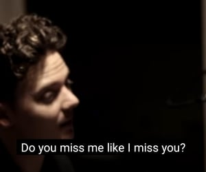 cover, i miss you, and miss me image