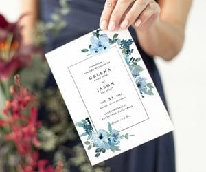 etsy, instant download, and weddinginvite image
