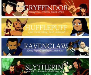 avatar, harry potter, and gryffindor image