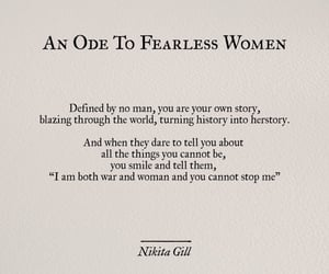 beautiful, fearless, and girl power image