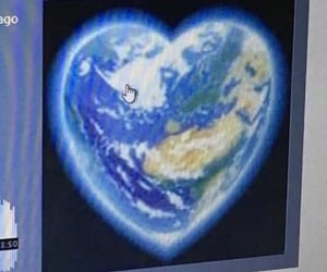 archive, earth, and heart image