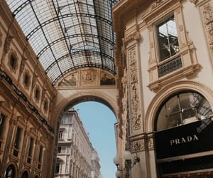 aesthetic, italy, and milan image