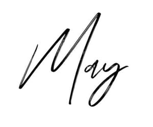 may, quotes, and spring image