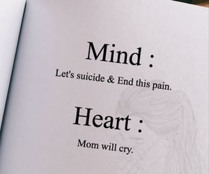 beautiful, cry, and heart image