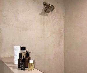 bathroom, home, and shampoo image
