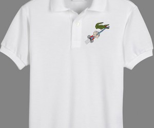 fashion, lacoste, and snoopy image
