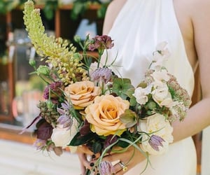 bouquet, sweet, and casamento image