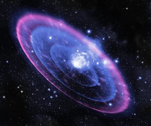 alternative, astronomical, and cosmos image
