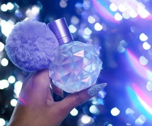 moonlight, arianagrande, and perfume image