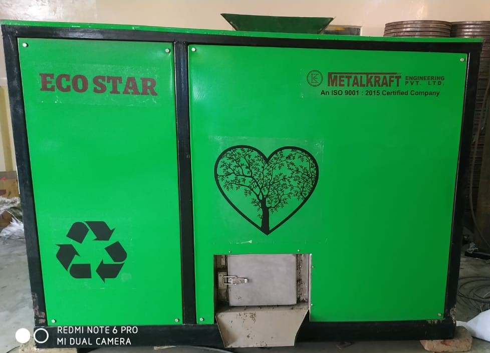 article, organic waste composter, and organic waste converters image