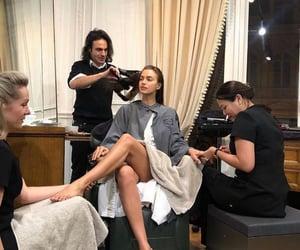 irina shayk, model, and luxury image