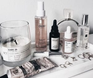 aesthetic and skincare image