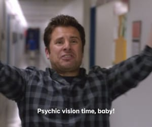 psych, tv show, and shawn spencer image