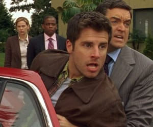 psych, james roday, and tv show image