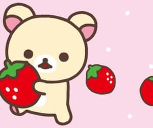 anime, bear, and kawaii image
