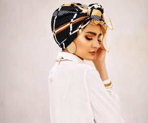 fashion, hijab, and trend image
