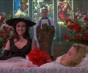 Heathers, 80s, and movies image