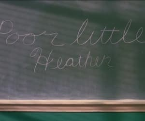 Heathers and 80s image