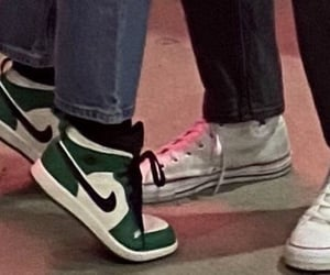 aesthetic, converse, and couple image