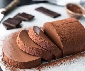 cake, good, and chocolate image