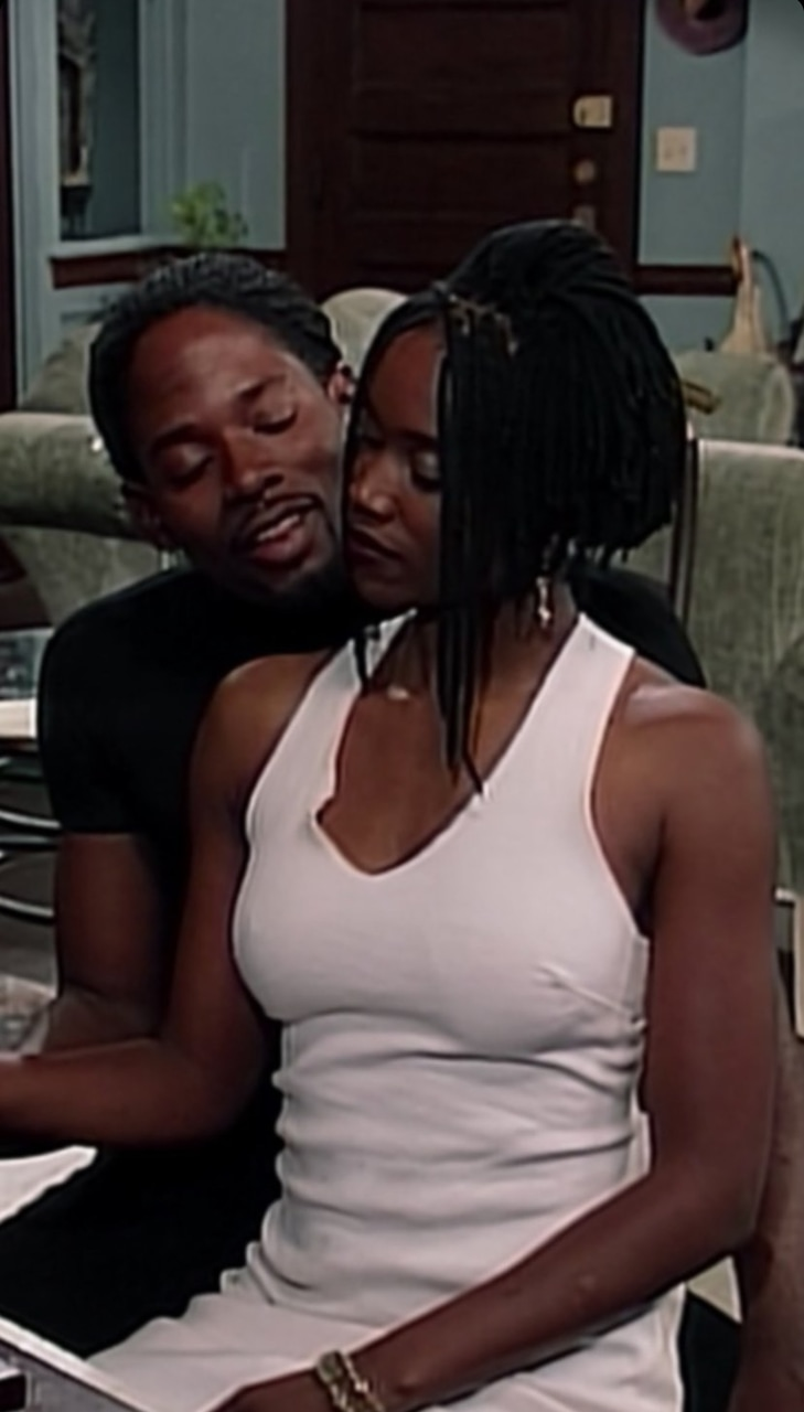 old school, Relationship, and black love image