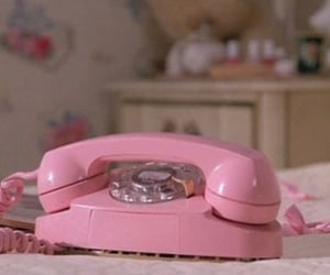 80s, telephone, and vintage image