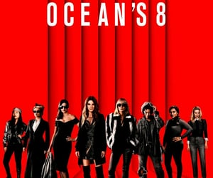 ocean's 8, movie, and pelicula image