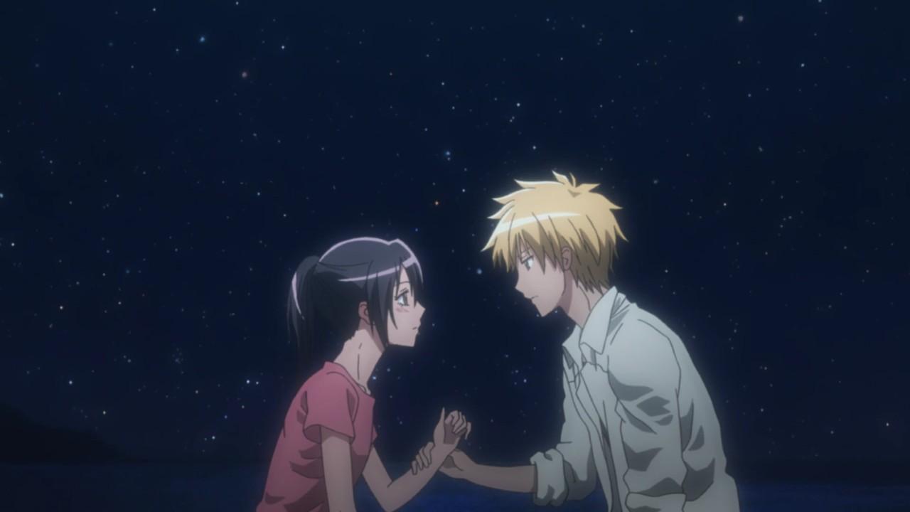 anime, kaichou wa maid sama, and misaki image