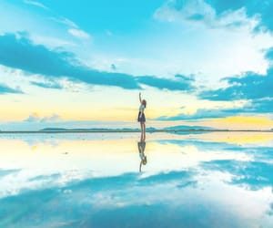 clouds, inspiration, and girl image