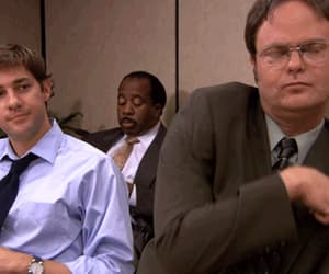 the office, dwight, and gif image