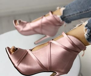 ankle, design, and heels image