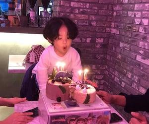 birthday, korean, and ulzzang image