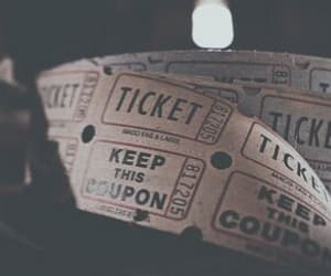 circus and tickets image