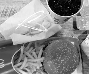 cibo, McDonald's, and coca cola image