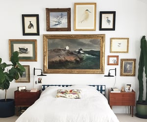 bedroom, bedrooms, and home decor image